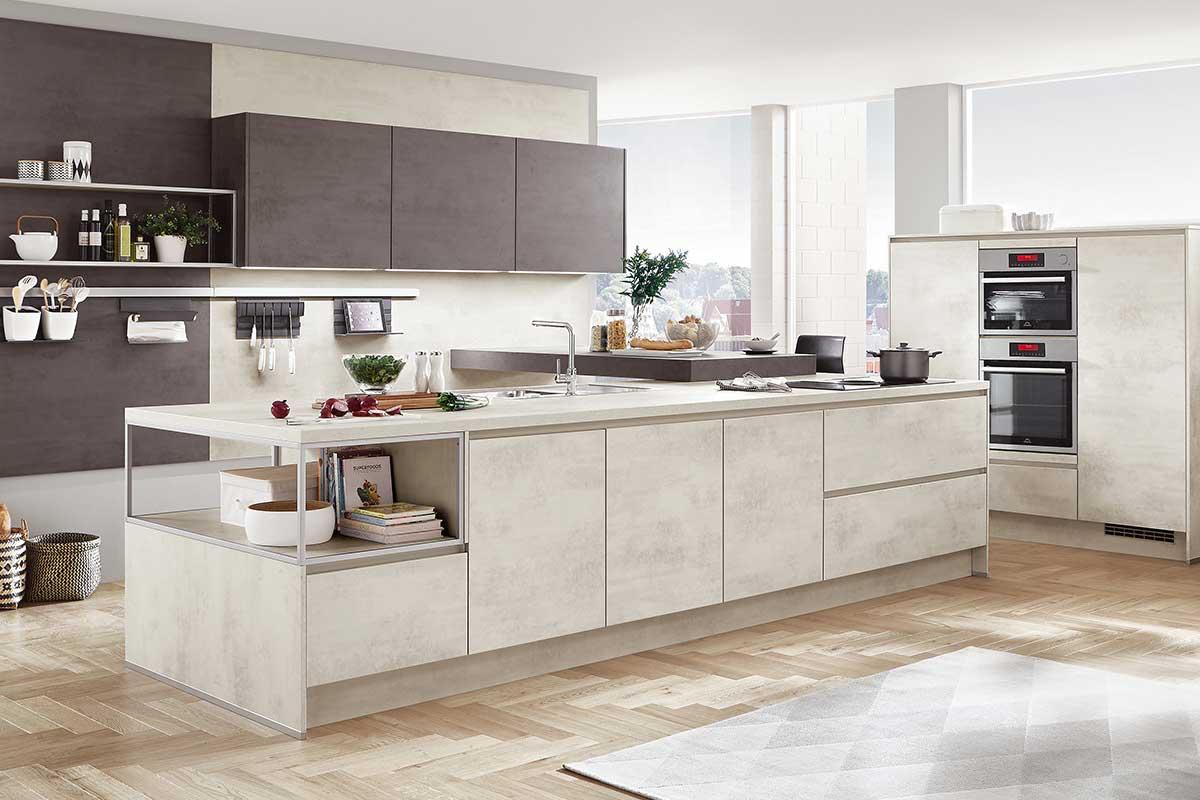 Moderne Küche - Ihr Küchenfachhändler aus St. Wendel: KüchenTreff Sander